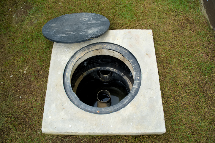 It is important to clean your grease trap.
