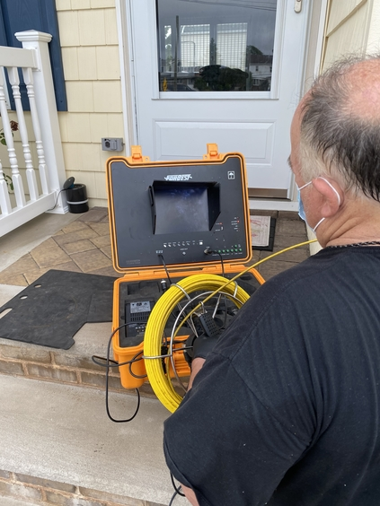 What Is A Sewer Camera Inspection?